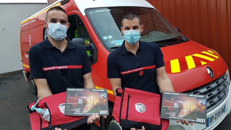 Le calendrier des sapeurs-pompiers