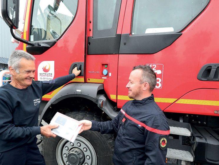 Devenez membre de la réserve de soutien des sapeurs-pompiers