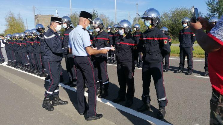 Jeunes sapeurs-pompiers : une rentrée et une remise de diplômes ce samedi 11 septembre 2021